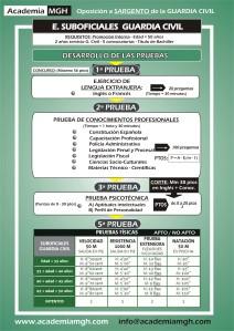 Preparación Ingreso Suboficiales Guardia Civil : Clases Presenciales