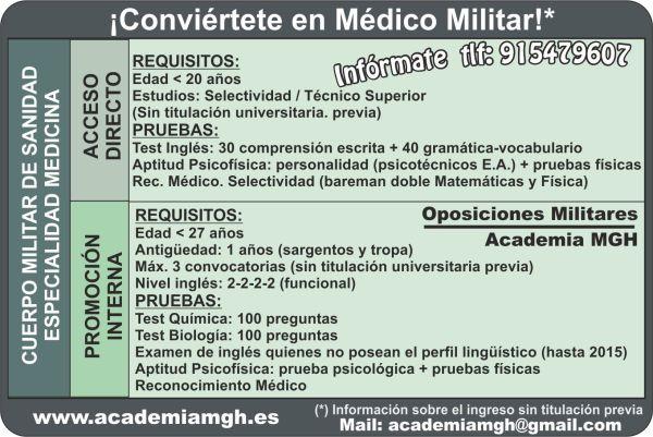oficiales-sanidad-medicina