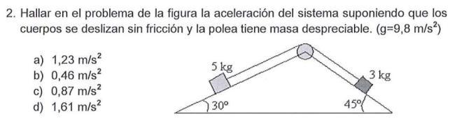 TEST DE FÍSICA