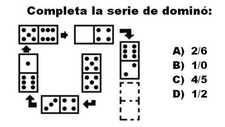 test de dominó