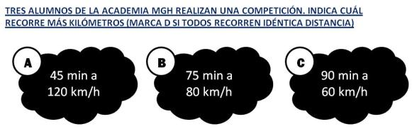 TEST CALCULO