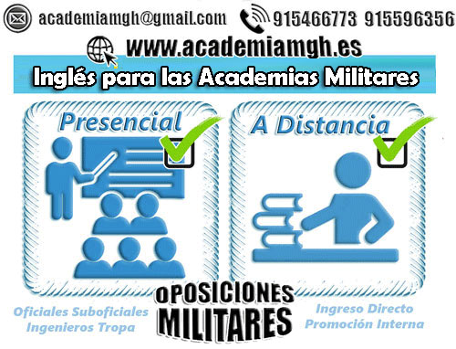 ingles_oposiciones_militare